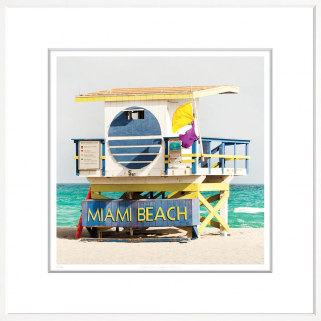 Miami Beach Lifeguard Towers